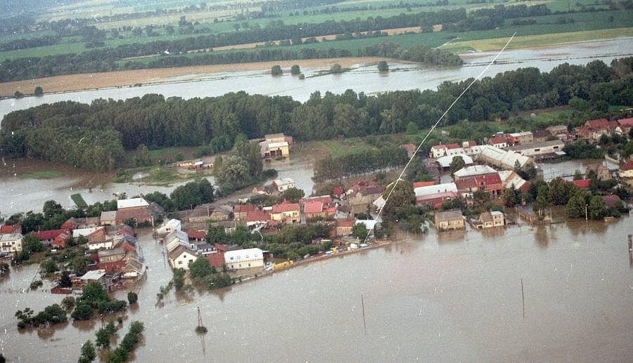 Olomouc - Chomoutov, 8. července 1997