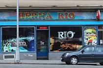 Herna Rio v Komenského 3