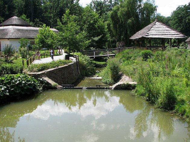 Zoo Zlín-Lešná