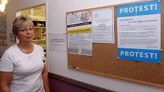 Praktičtí lékaři protestují