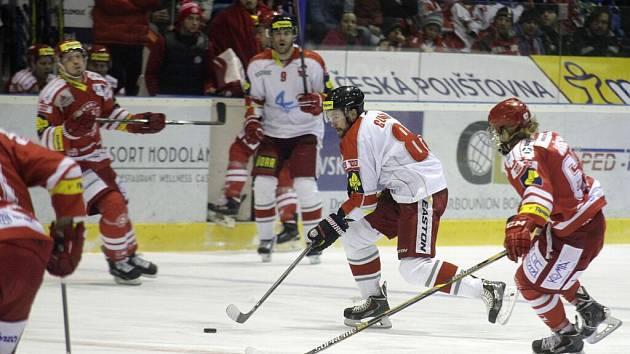 HC Olomouc vs Oceláři Třinec