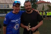Nejlepší střelec Chelsea Cup 2018 David Kobylík