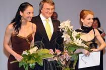 Renata Mrózková, Vlastimil Harapes a Adéla Pollertová