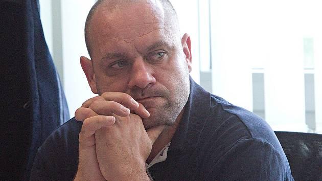 Daniel Kunce u olomouckého krajského soudu