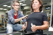 Mezi oblíbené bonusy patří finanční příspěvek na cvičení a rehabilitaci.