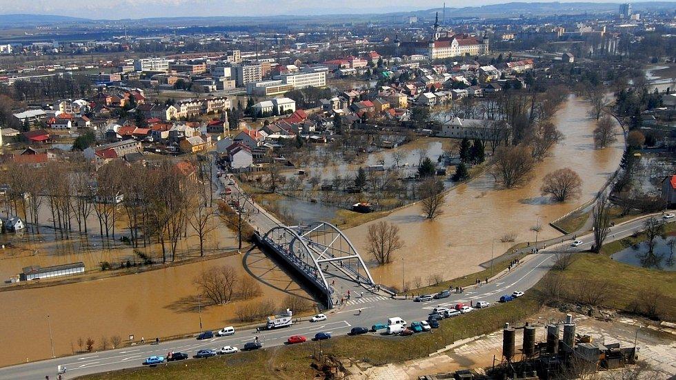 2. dubna 2006, Olomouc - Černovír