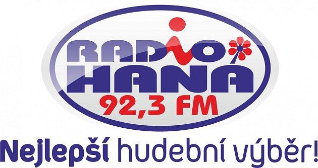 logo Rádia Haná