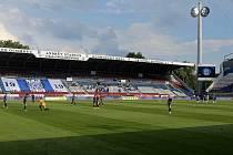 SK Sigma Olomouc. Andrův stadion. Ilustrační foto
