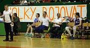 Olomouc vs. Ostrava - páté semifinále extraligy