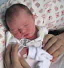 Nela Andrésová, Hněvotín, narozena 16. března v Olomouci, míra 50 cm, váha 3700 g