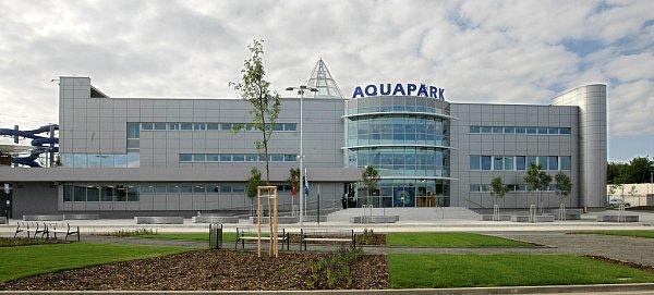 Olomoucký aquapark otevřel brány.