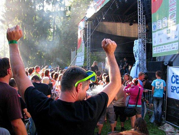 Festival Moravské hrady.cz na Bouzově