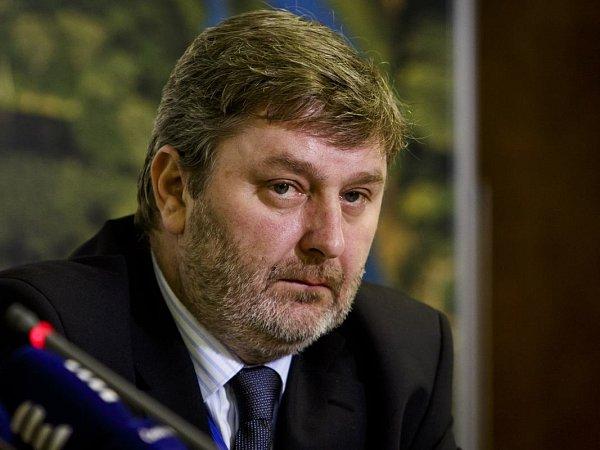 Lídr hnutí ANO vOlomouci Milan Feranec
