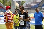 Hráči ZŠ Sluneční Šumperk ovládli 22. ročník McDonald's Cupu.David Rozehnal