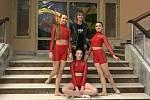 Baletní škola Olomouc Iriny Popové si připsala další úspěchy.