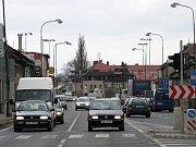 Někde v těchto místech by měl v budoucnu vést obchvat Lysé nad Labem.