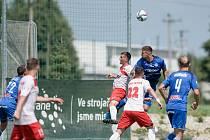Fotbalisté Sigmy mají za sebou první utkání na soustředění v Polsku. Ilustrační foto.