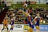 Volejbalistky Olomouce (v modrém). Ilustrační foto