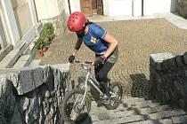 Evropský pohár v biketrialu v italském Sonicu