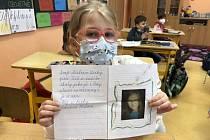 Dopisování školáků