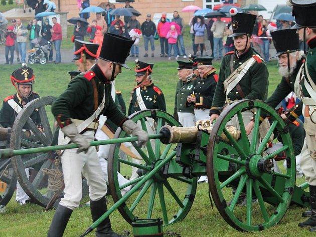 Napoleonské slavnosti ve Velkém Týnci
