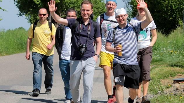 Už podruhé projdou turisté srdcem Vysočiny