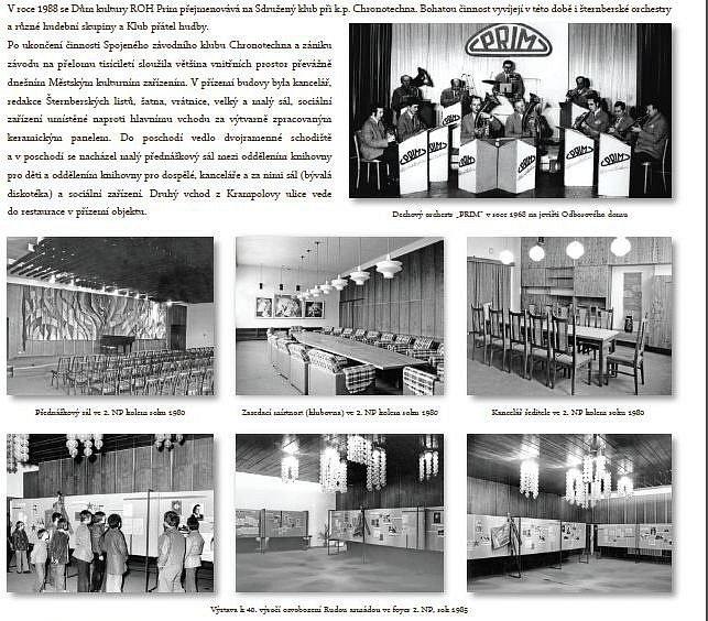 """Historické fotografie bývalé """"Primky"""""""