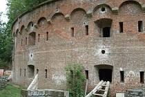 Tereziánská pevnost XV v Olomouci-Neředíně