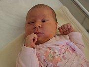 Viktorie Balášová, Prostějov, narozena 18. února, 52 cm, 3950 g