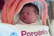 Agibail Smékalová, Šumperk narozena 25. února míra 49 cm, váha 3230 g
