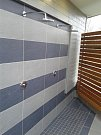 Olomoucký aquapark otevřel na terase ve druhém patře novou saunu, která rozšiřuje dosavadní wellness zónu. Investice přišla na 5,3 milionu korun