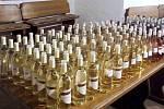 Víno z Arcibiskupských vinných sklepů v Kroměříži při tradičním žehnání olomouckým arcibiskupem