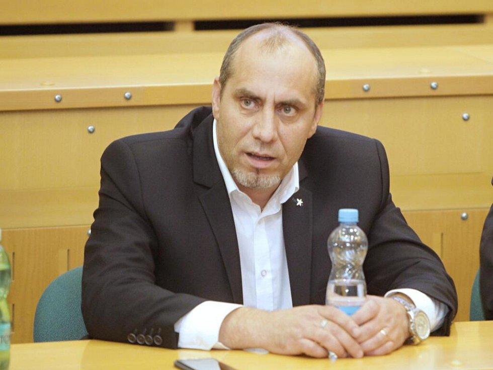 František Jura, trenér Prostějova