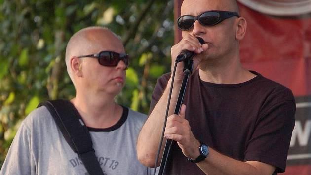 Tony Ducháček a Garage