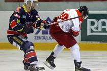 Olomouc vs. Chomutov - baráž o extraligu
