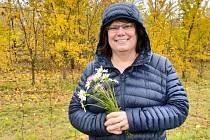 Předsedkyně Spolku pro Holický les Ivana Kalodová