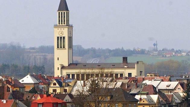 Kostel sv. Cyrila a Metoděje v Olomouci-Hejčíně