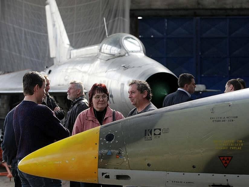 Letecké muzeum v Olomouci