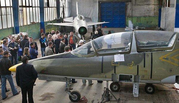 Letecké muzeum vOlomouci