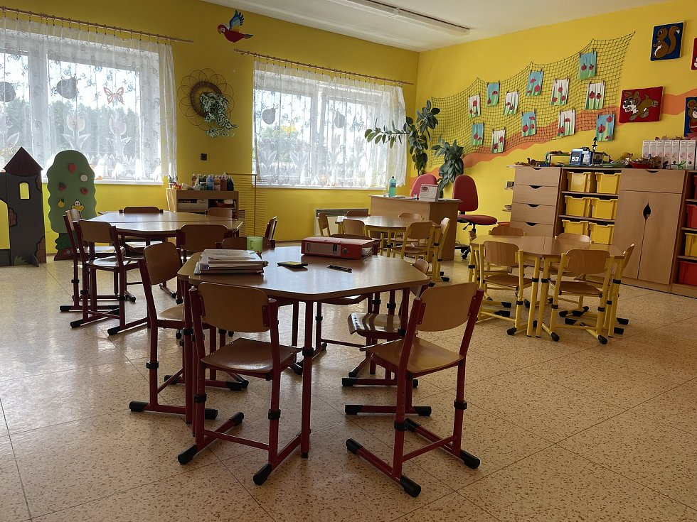 Mateřská škola v Luké, 15. června 2021