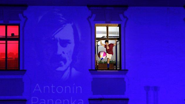 Českoslovenští hrdinové - show na olomoucké radnici