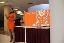 Zástupci ING Bank v Olomouci radili, jak chytře na úspory