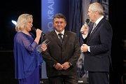 Pěvecký sbor Cantabile - Cena veřejnosti Olomouckého kraje za výjimečný počin v oblasti kultury