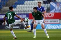 SK Sigma - FK Jablonec poločas 0:0