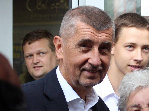 Andrej Babiš. Ilustrační foto