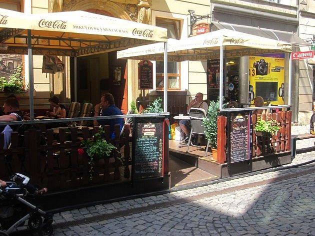 Mikulovská restaurace a vinárna, Olomouc