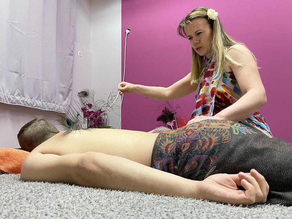 Tantrické masáže Jana Hejlová v Olomouci, 3. května 2021