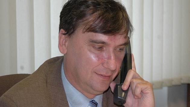 Olomoucký ředitel policie Zdeněk Šebestík.
