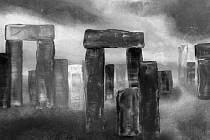 Stonehenge - jedno z děl M. Reichlové