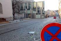 Ulici 8. května v centru Olomouce čeká rekonstrukce